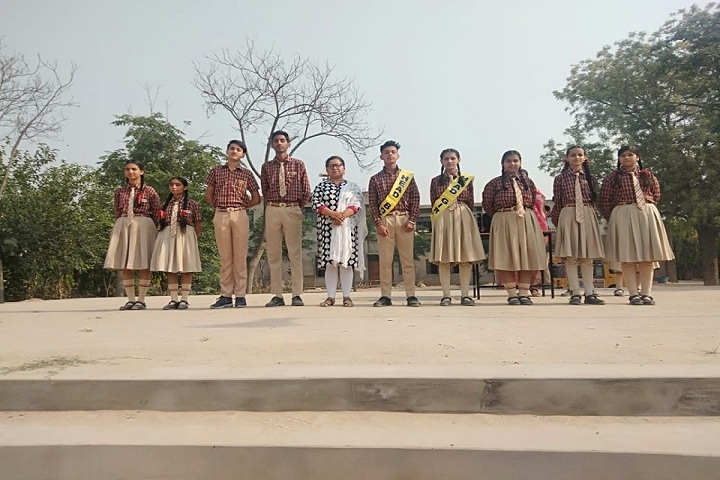 Chanakya School-Investiture Cermony
