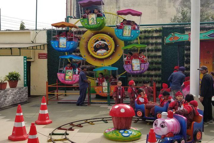 Chanakaya International School-Games