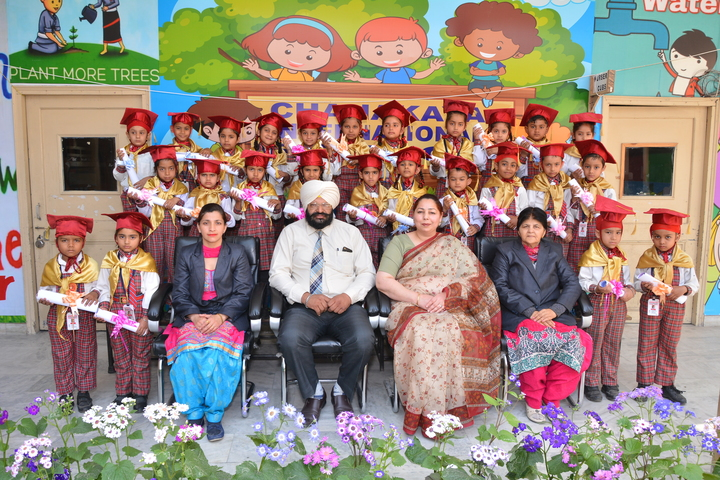 Chanakaya International School-Graduation Day