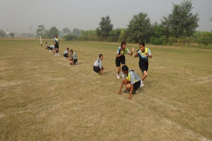 Chanakaya International School-Play Ground