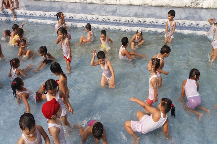 Chanakaya International School-Swimming Pool