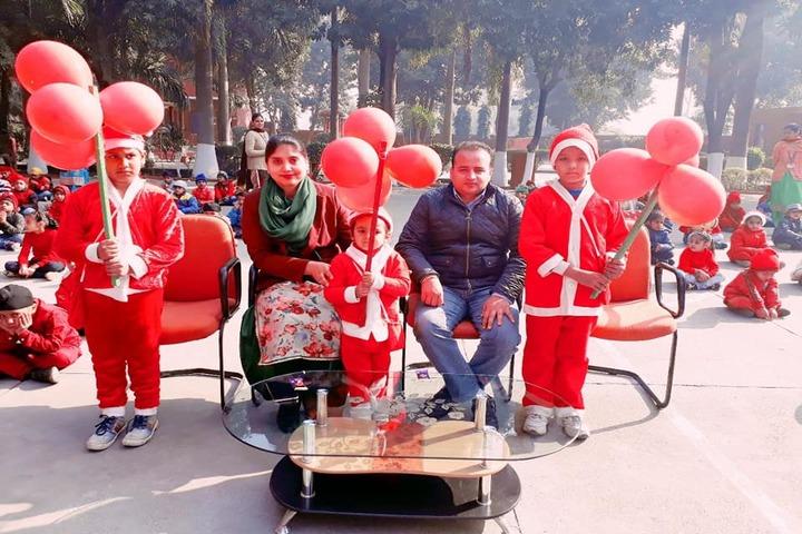 Cheema Public School-Christmas Celebrations