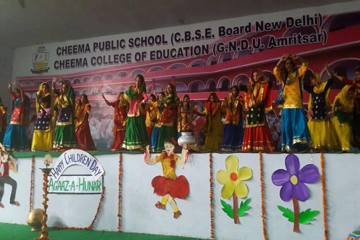 Cheema Public School-Cultural Fest