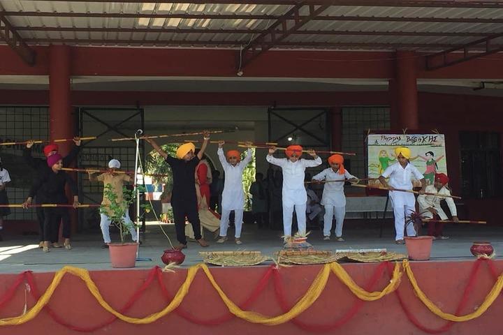 Cheema Public School-Dancing Activity