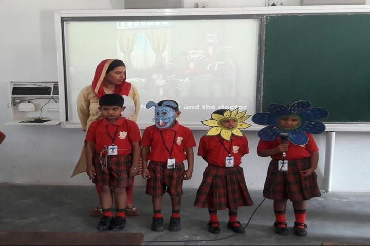 Cheema Public School-Fancy Dress Competition