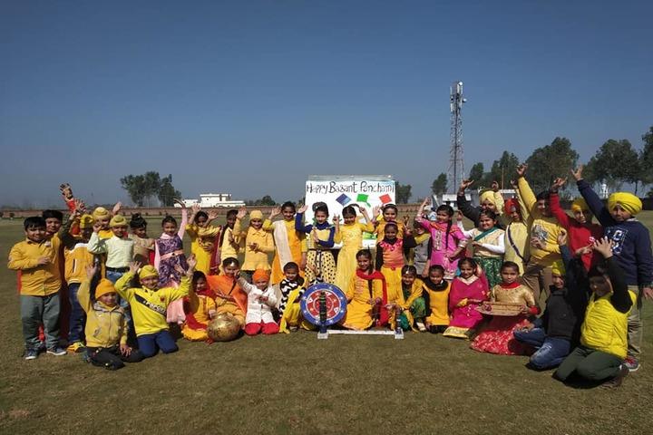 Cheema Public School-Festival Celebrations