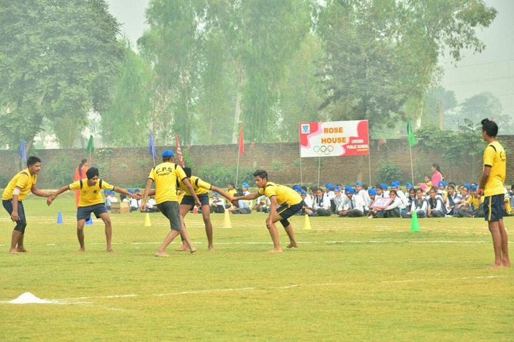 Cheema Public School-Sports