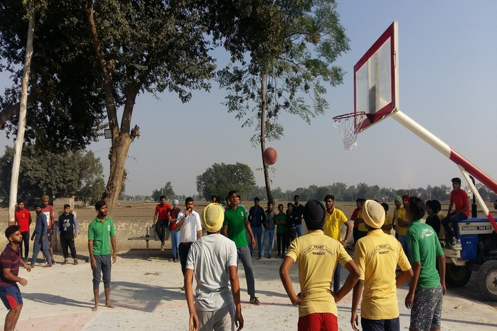 City Heart School-Basketball