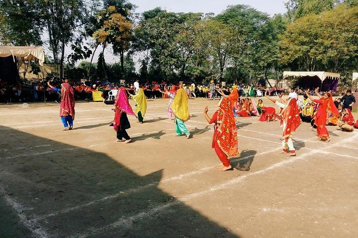 City Heart School-Dance