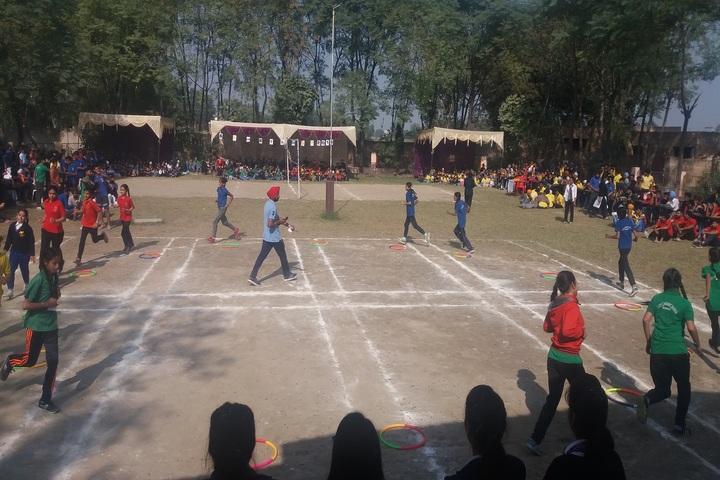 City Heart School-Play Ground