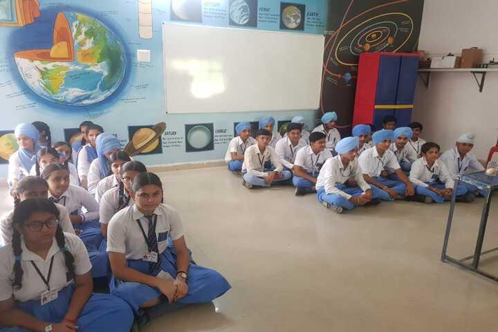 City Heart School-Social Lab