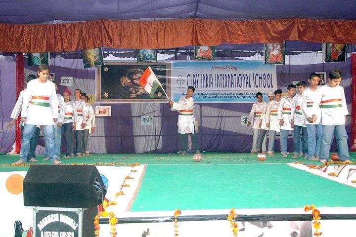 Clay India International School-Annual Day