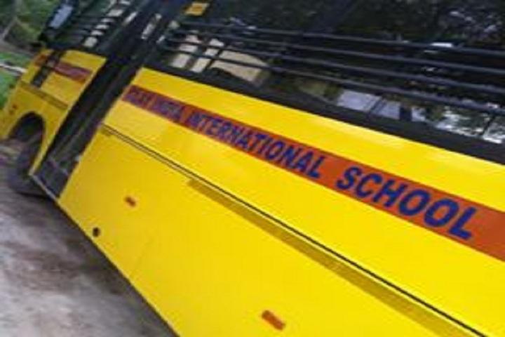 Clay India International School-Transport