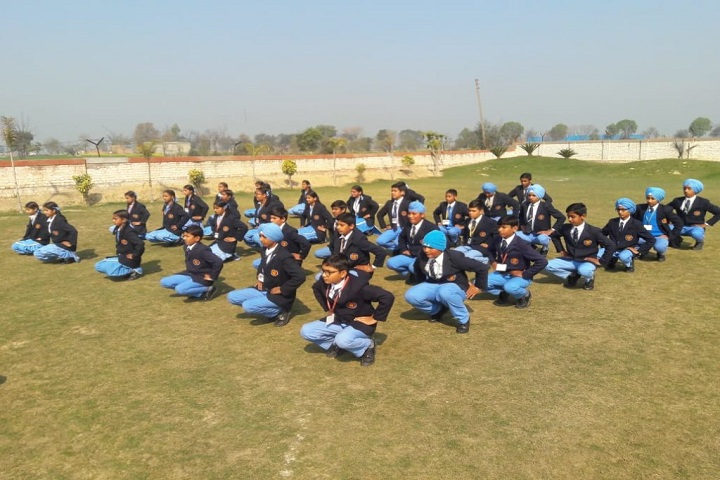CMS Guru Kashi Public School-Physical Training