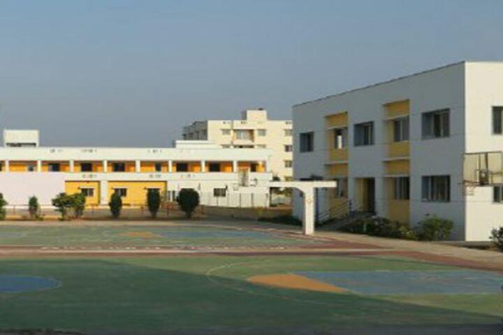 Akshara Vidyalaya-Campus View