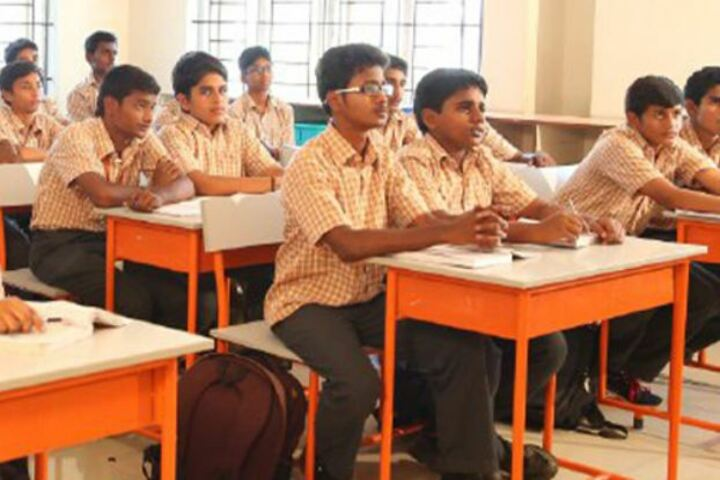 Akshara Vidyalaya-Classroom