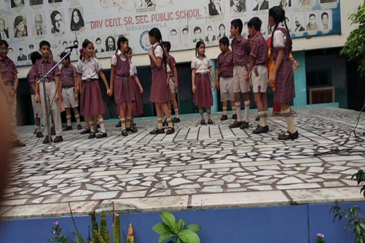 DAV Centenary Senior Secondary Public School-Event
