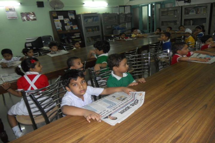 DAV Centenary Senior Secondary Public School-Library