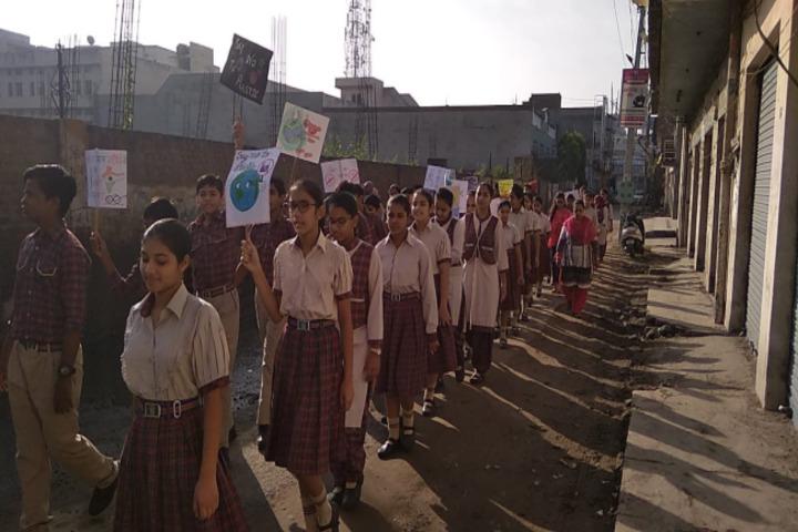 DAV Centenary Senior Secondary Public School-Rally