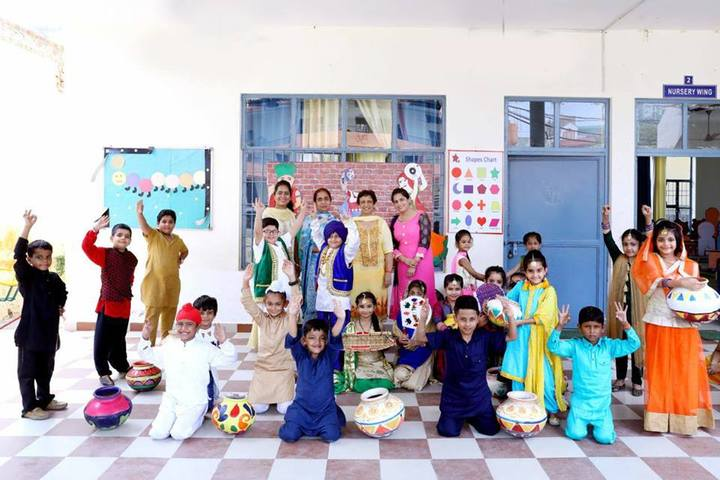 DAV Centenary Public School-Event