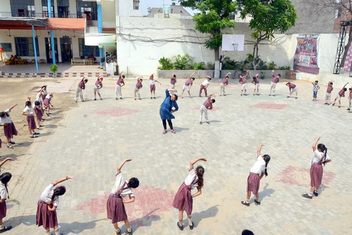 DAV Centenary Public School-Exercise