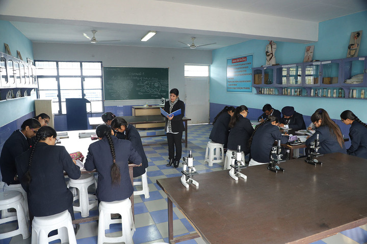 D C Model International School-Lab