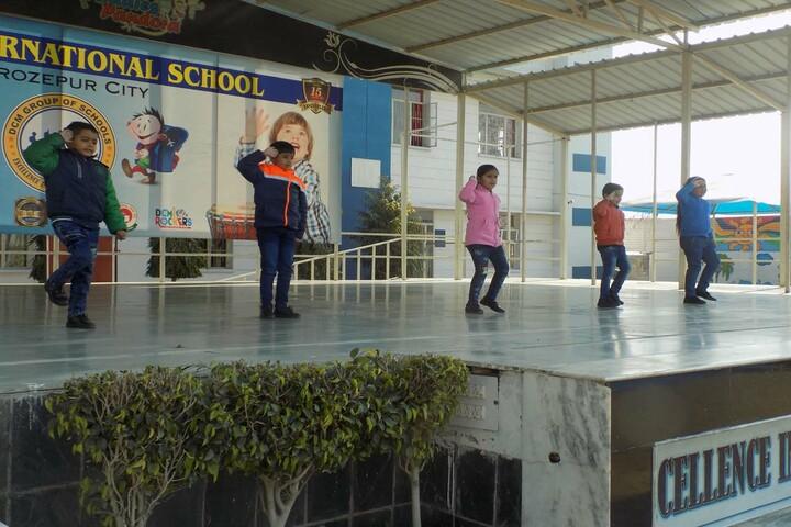 D C Model International School-Republic Day