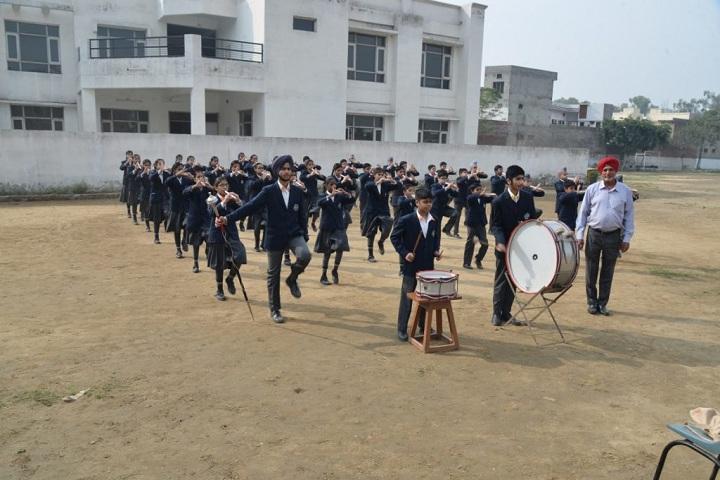 DN Model Senior Secondary School-Assembly