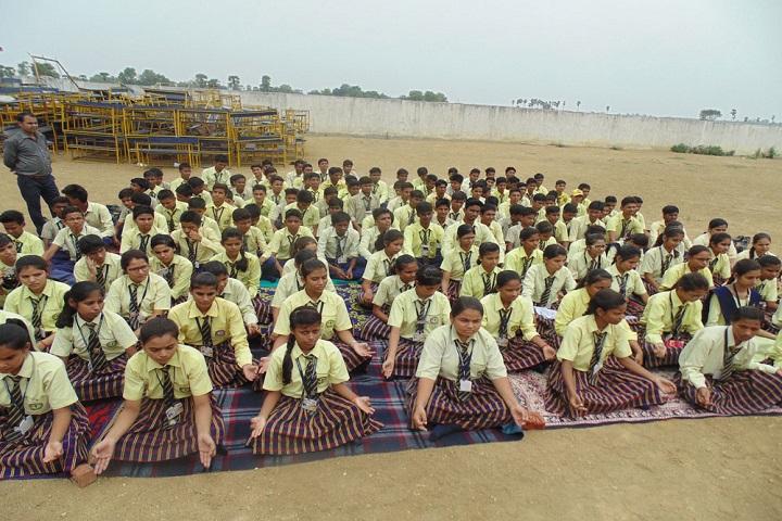 Hansraj Public School-Yoga Activity