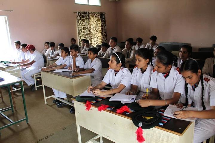 D A V Public School-Classroom