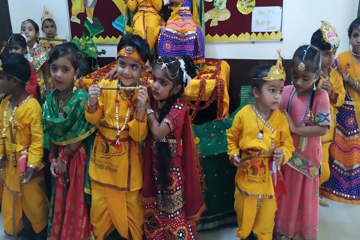 D A V Public School-Festival Celebrations