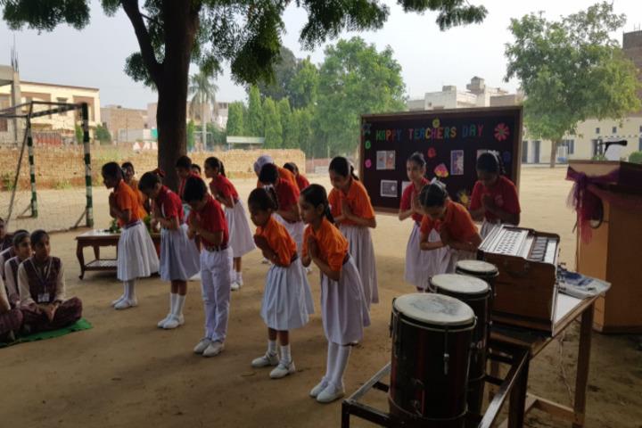 D A V Edward Ganj Senior Secondary Public School-Prayer