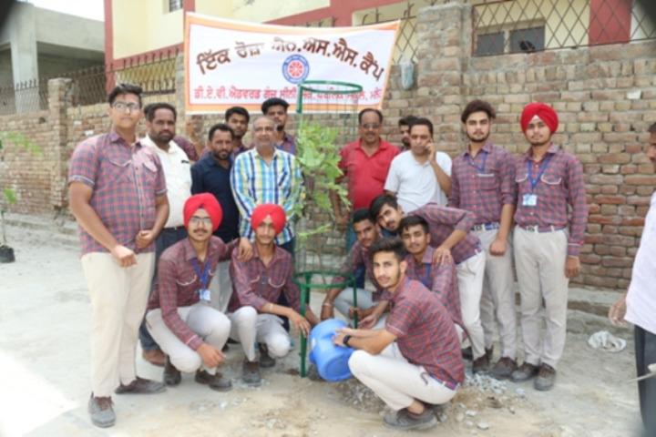 D A V Edward Ganj Senior Secondary Public School-Tree Plant
