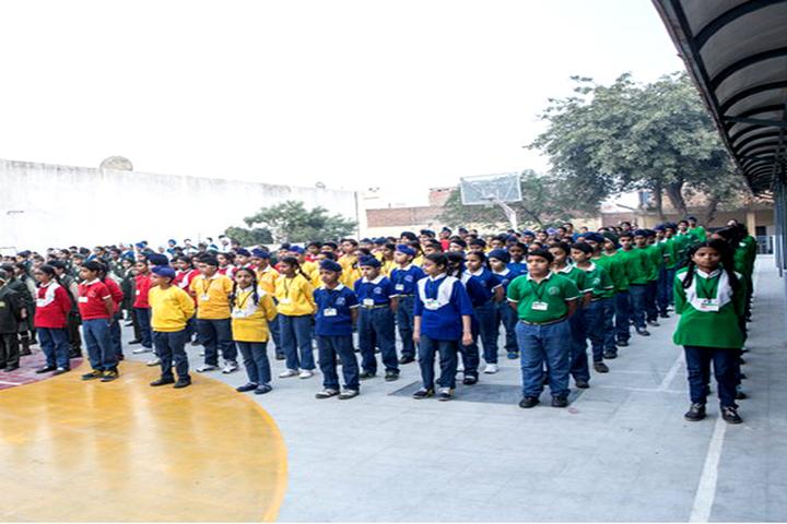 D G S G Public School-Assembly