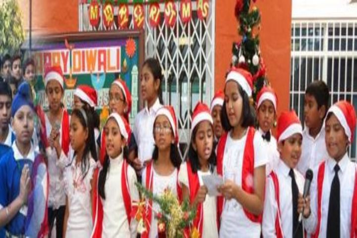 D G S G Public School-Christmas Day