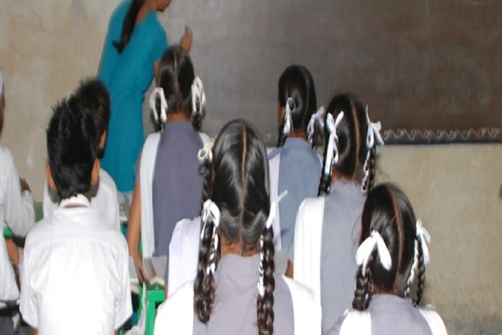 D M Public School-Classroom