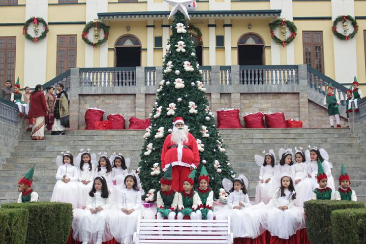 Dalhousie Public School-Christmas Day