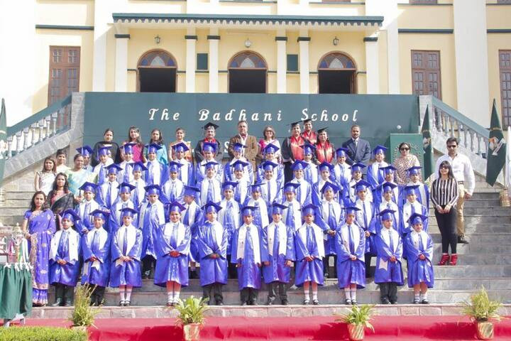 Dalhousie Public School-Graduation Day