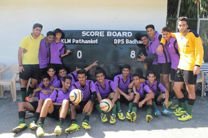 Dalhousie Public School-Sports 1