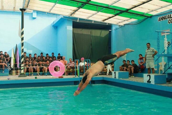 Dalhousie Public School-Swimming Pool