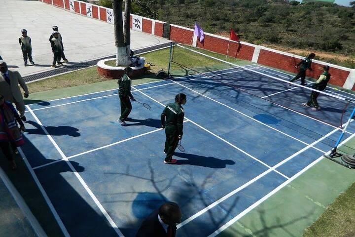 Dalhousie Public School-Tennis