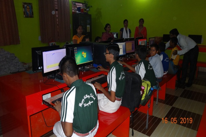 Happy Valley School-Computer Lab
