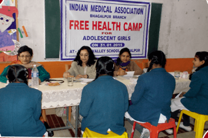 Happy Valley School-Health Camp