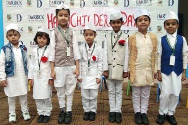 Darrick International School-Fancy Dress
