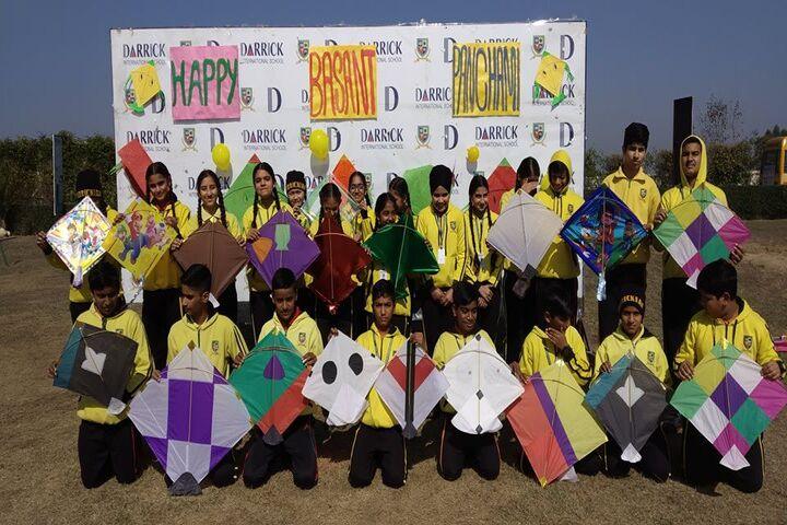 Darrick International School-Kites