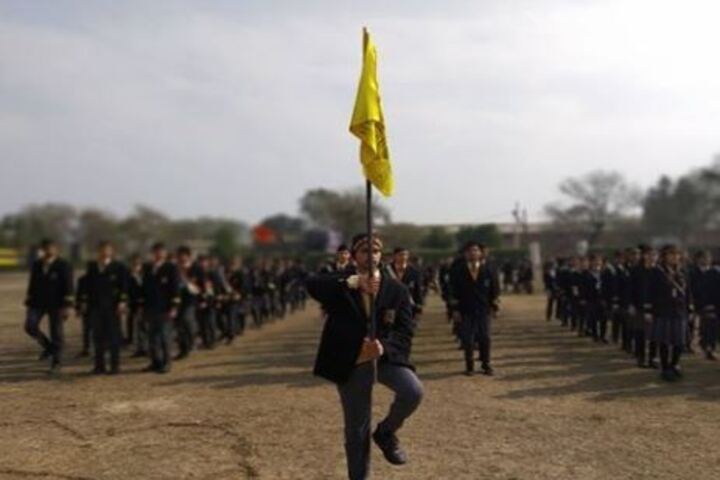Darrick International School-March Past
