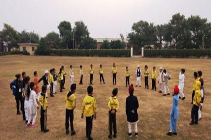 Darrick International School-Play Ground