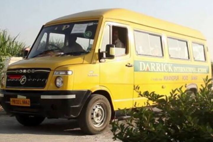 Darrick International School-Transport
