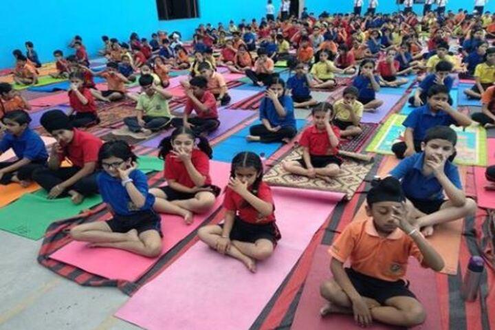 Darrick International School-Yoga