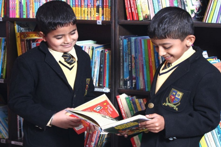Darrick International School-Library